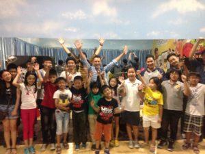 Workshops in Thailand